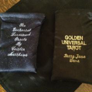 custom tarot bags