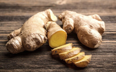 Wednesday's Weed – Ginger